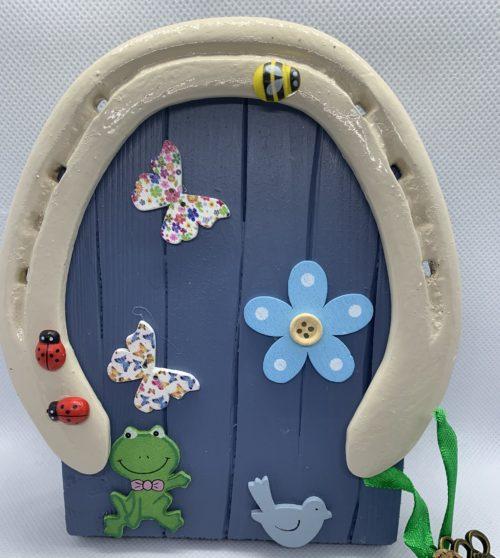 Blue Door Fairy Door