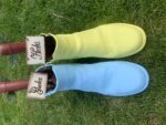 Paint old boots