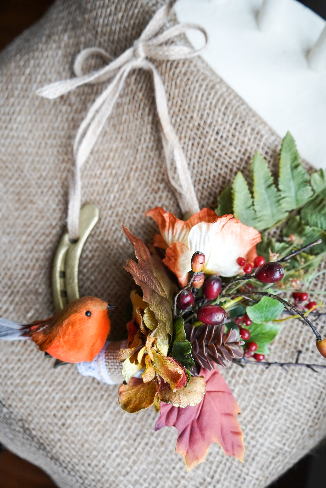 Christmas Robin Horse Shoe Gifts Inspired By The Irish Countryside